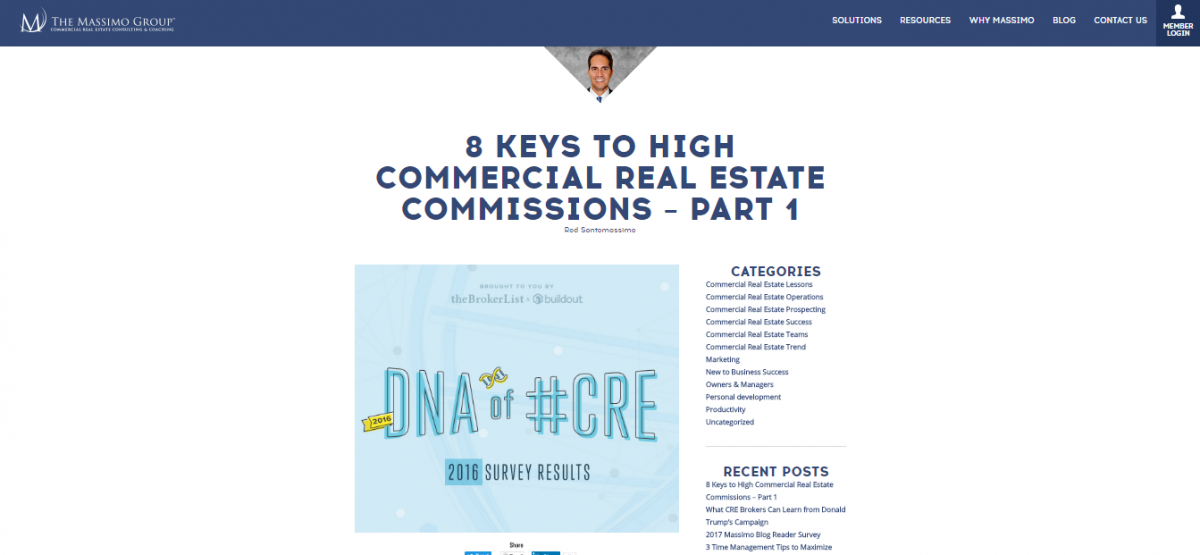 8 Keys to High Commercial Real Estate Commissions