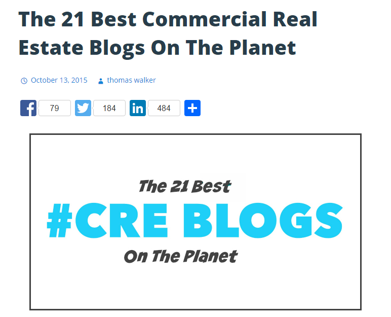 The 21 Best Commercial Real Estate Blogs On The Planet Whista_01