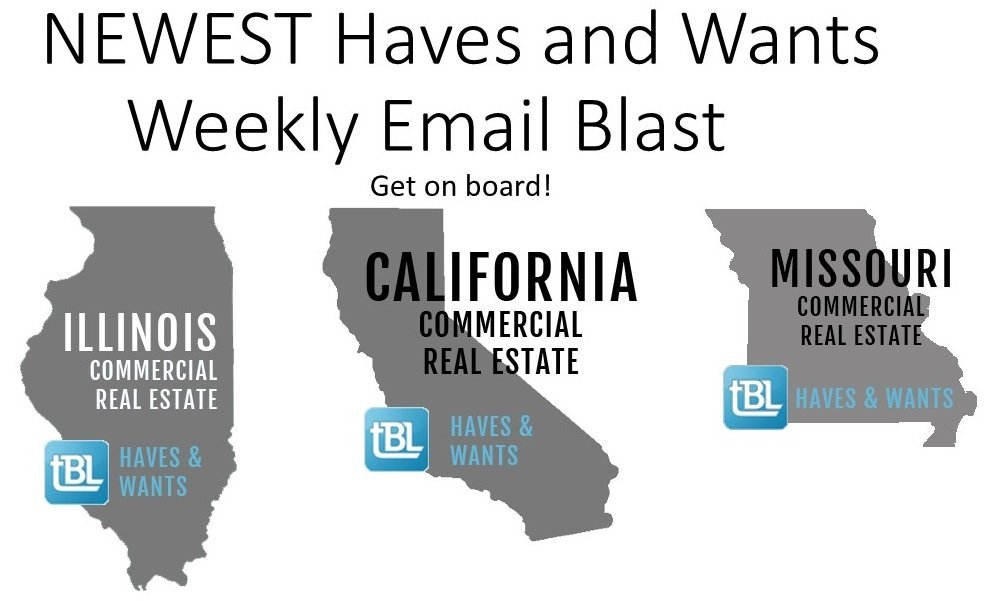 NEWEST Haves and Wants Weekly Email Blast