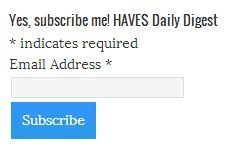 Click here to sign up for HAVES Daily Digest (Publishes daily at 6 am cst)