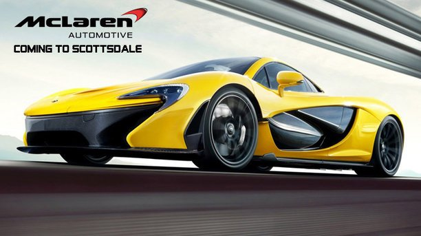 McLaren Automotive Scottsdale