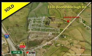 Boonesborough Aerial PR