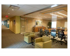 Arlington Room & Hallway