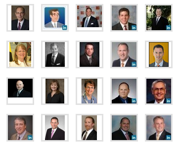 Broker Profiles with Images