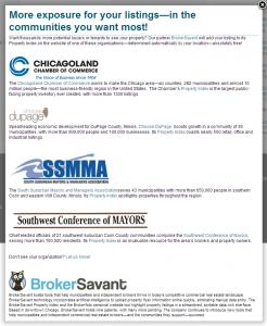 Collaboration with Broker Savant!