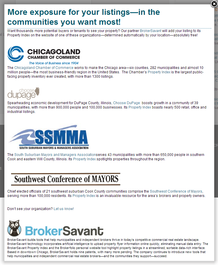 Broker Savant Learn More Page