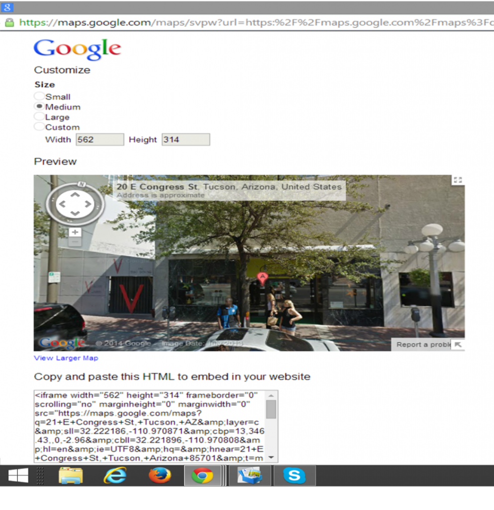 Step05_Embed_Google_Maps_Streetview
