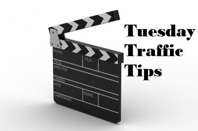 Tuesday Traffic Tips All Work and No Play Unplug from CRE
