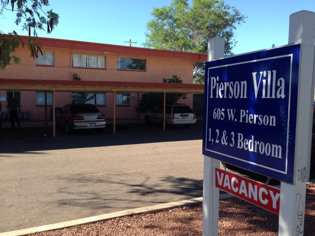 Multifamily Phoenix December deals - Pierson Villa Apartments