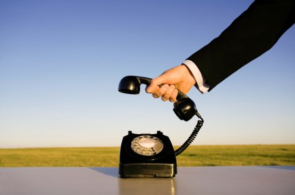 Best times for prospect calls