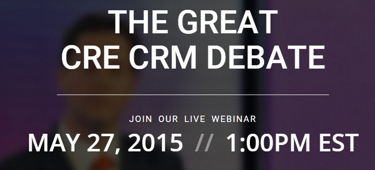 The Great CRE CRM Debate