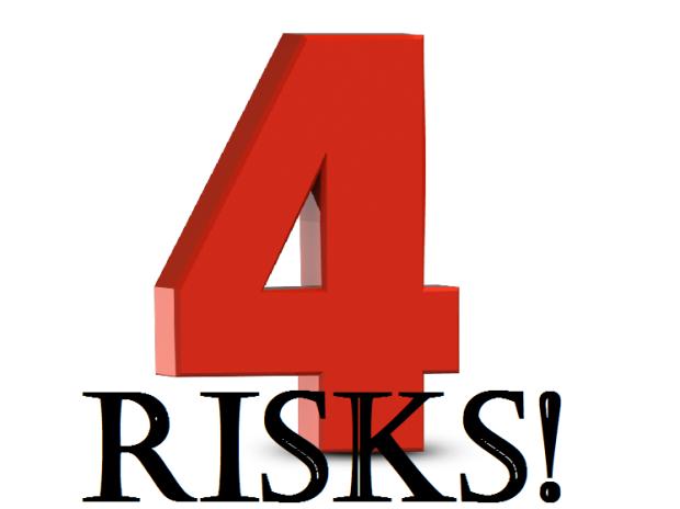4 risks