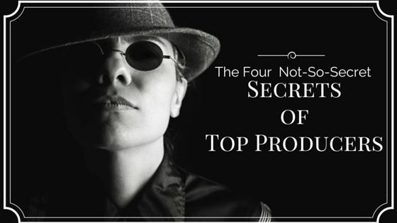 The Four Not-So-Secret