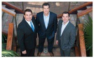 SVNGLL Leadership (Managing Directors Ben Graham, Steve Legendre and Justin Langlois)