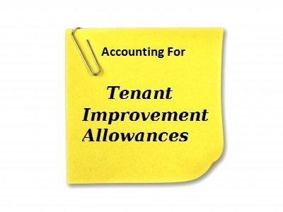 Tenant Improvment Allowances