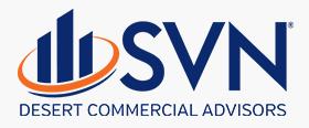 Desert Commercial Advisors announce recent transactions SVN Partners