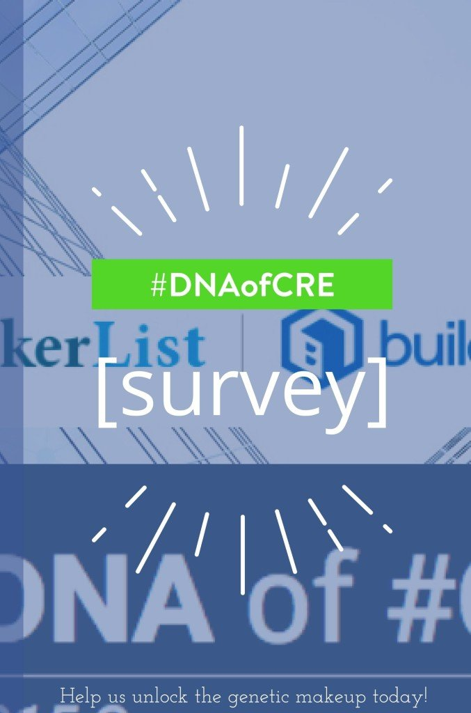 The DNA of CRE Survey 2015