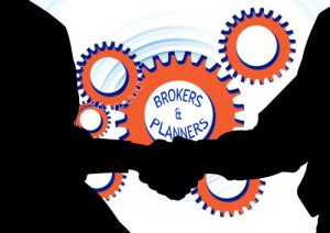 commercial brokers and urban planners