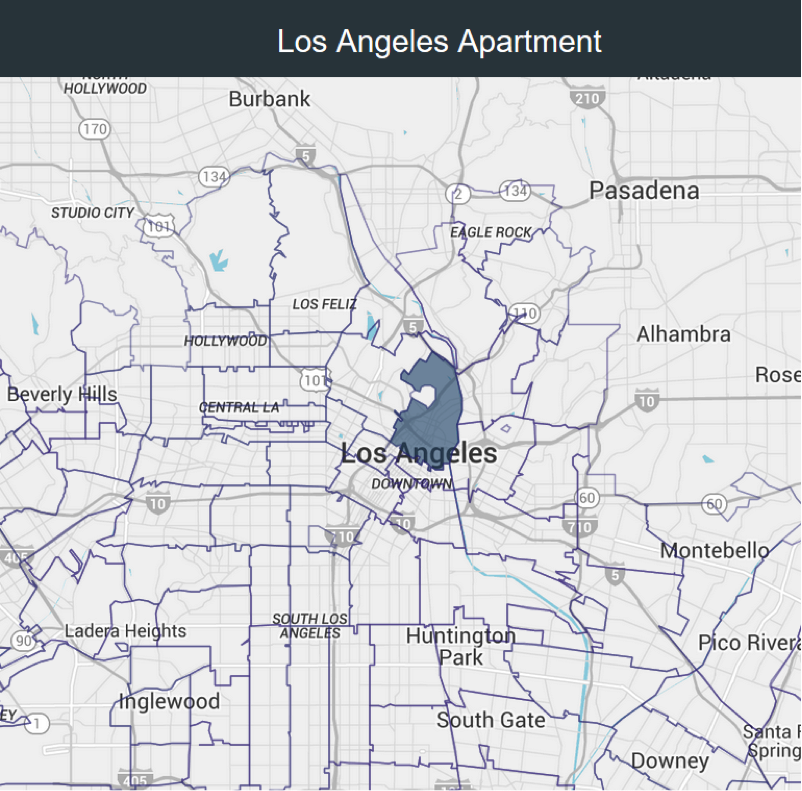Los Angeles County Assessor Property Maps And Data