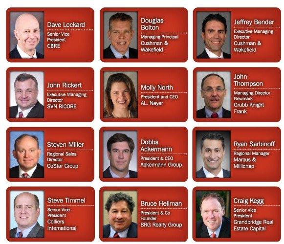 2016 2nd Annual Cincinnati Commercial Real Estate Summit Speakers