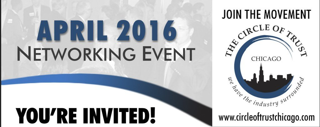 Circle of Trust Chicago Spring 2016 Bash
