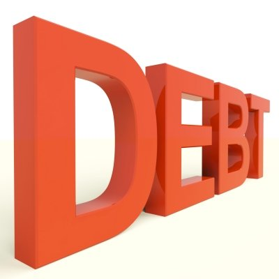 How much debt can a commercial real estate property support?