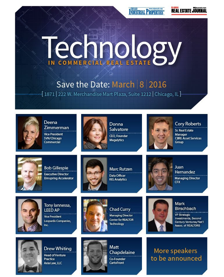 Chicagoland Commercial Real Estate Technology Conference