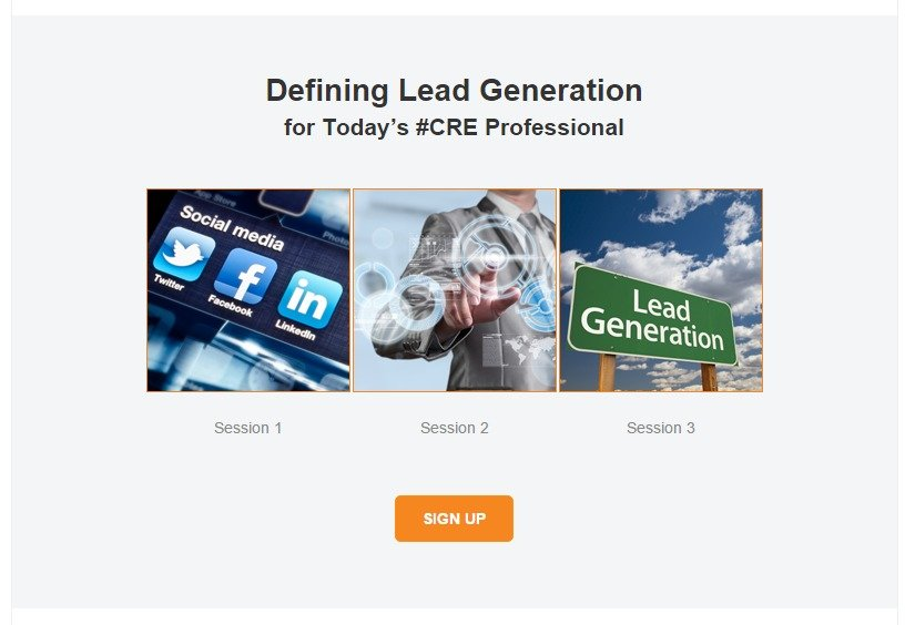 Using social media for lead generation in commercial real estate