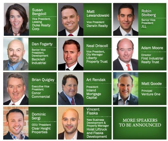 13th Annual CIP Industrial Summit SPeakers