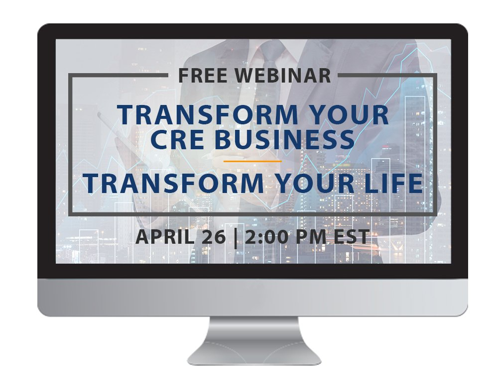 transform your CRE brokerage