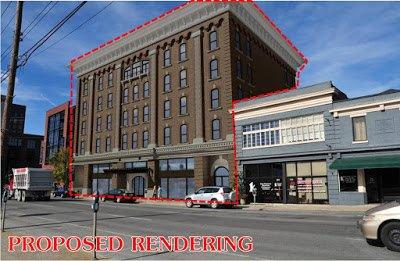 PR East Main Proposed Rendering Image