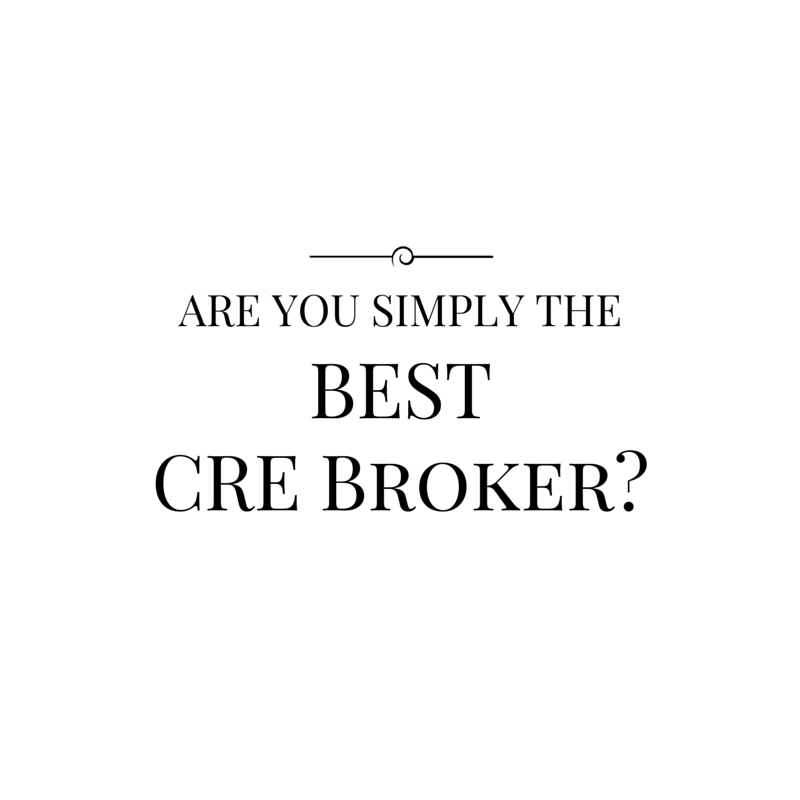 How to Find the Best Commercial Real Estate Broker