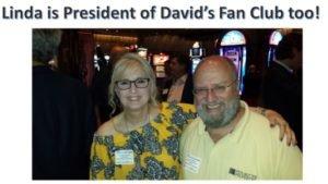 Linda Day Harrison - David Perlmutter Mutual Appreciation Society
