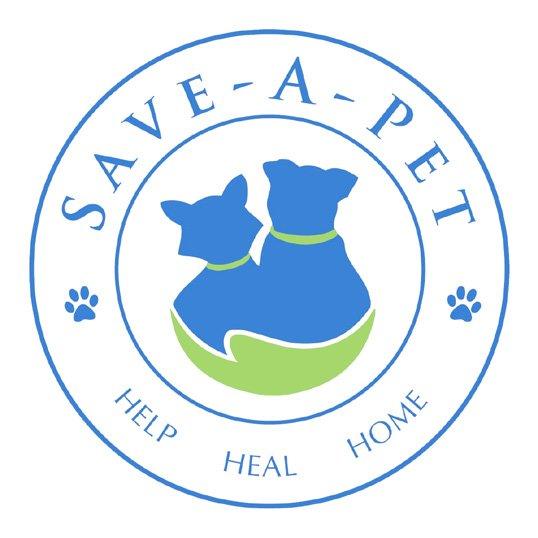 Save-A-Pet Logo