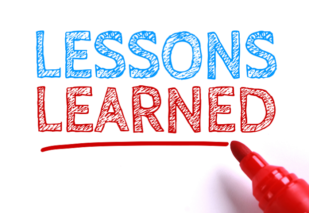 Lessons Learned new