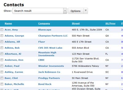 CRM for commercial real estate brokers