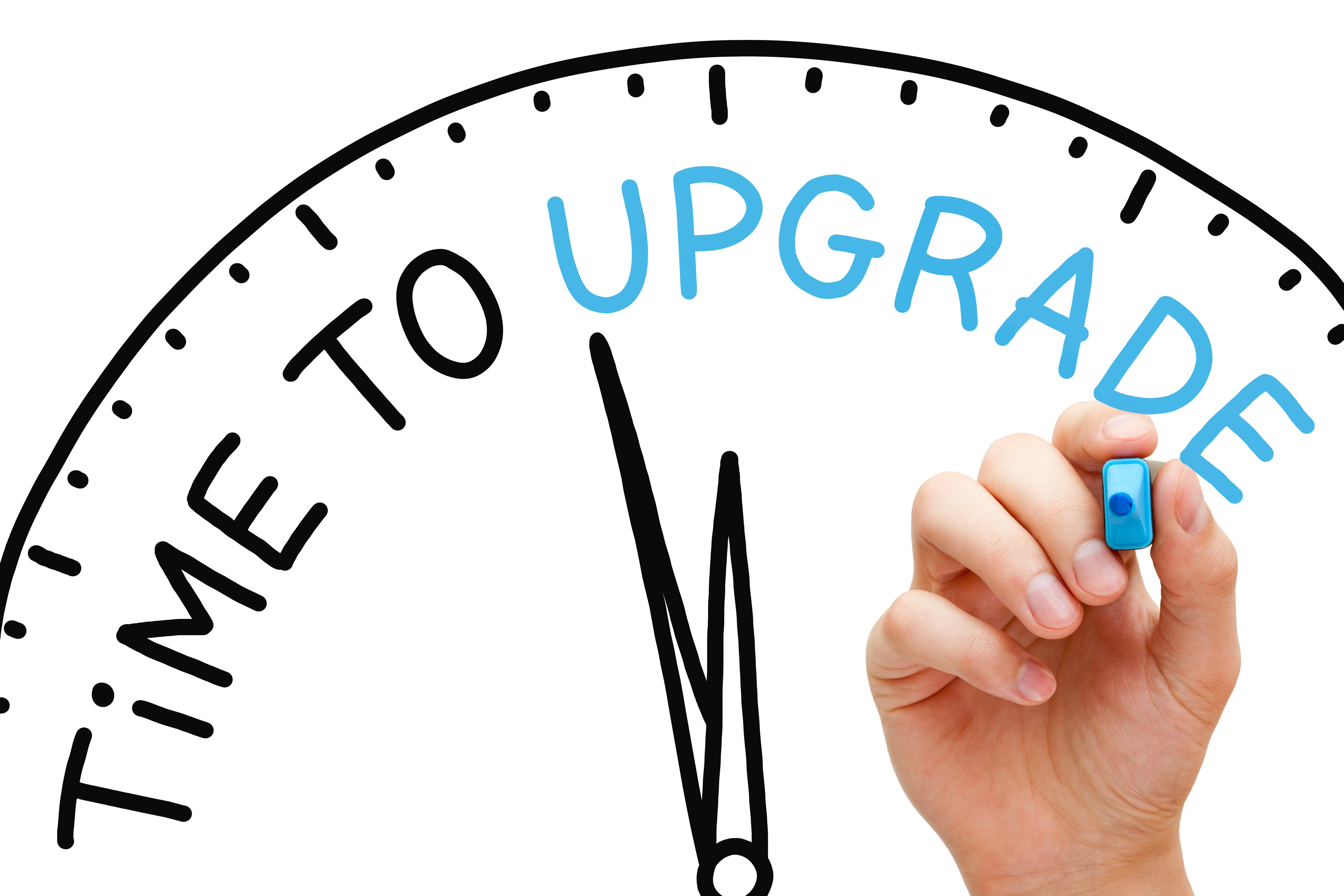 upgrade your crm