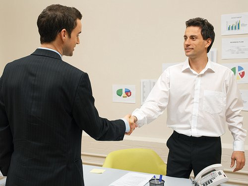 Commercial real estate investor