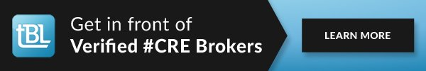 Get in front of Verified #CRE Brokers