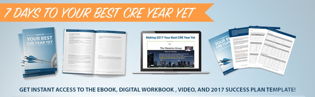 7 days to your best cre year yet