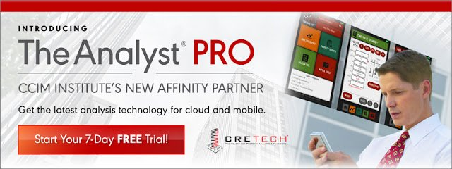 TheAnalyst PRO is a CCIM Affinity Partner