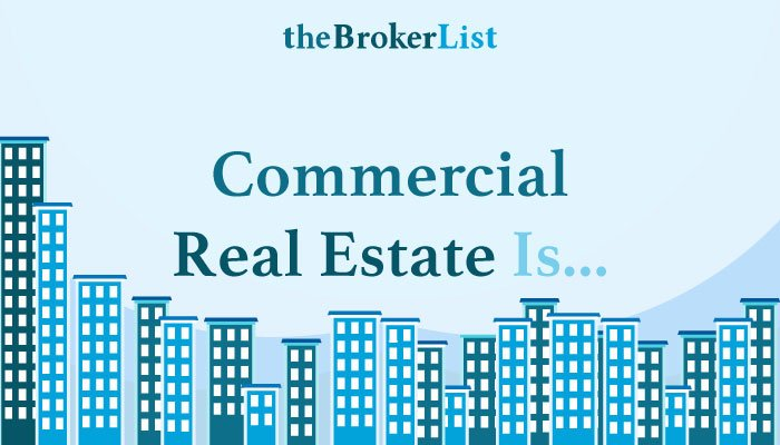 Commercial Real Estate Is...Linkedin Pages