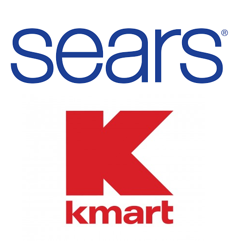 sears and kmart