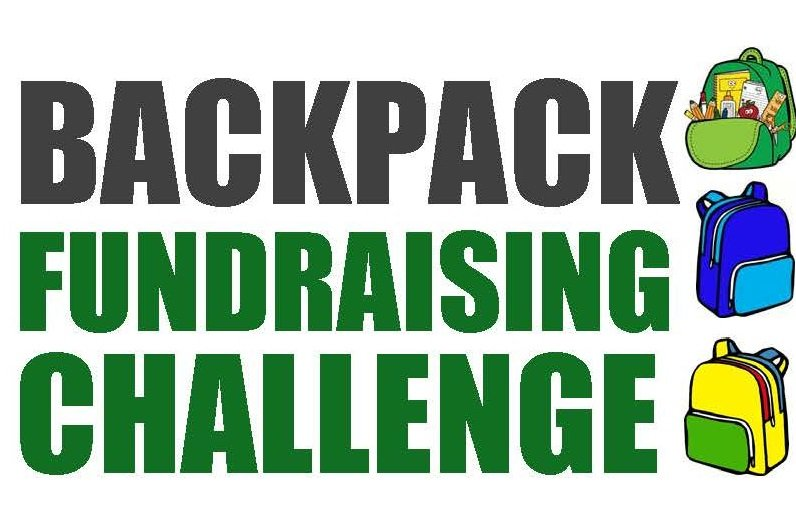 Backpack Fundraising Challenge
