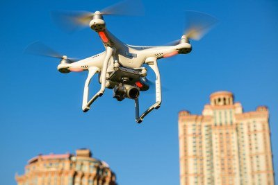 Drones for CRE