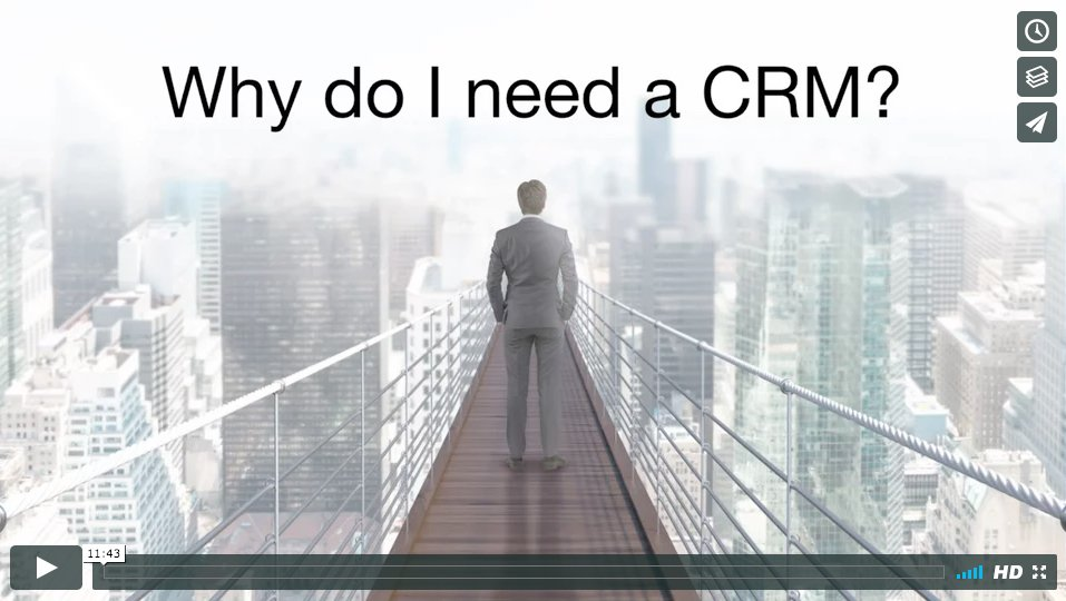 Great CRE CRM Debate
