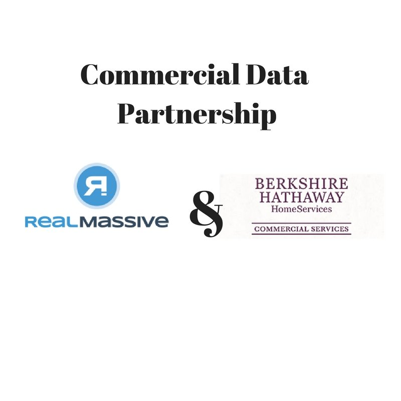 Berkshire-Hathaway and RealMassive Announce Commercial Data Partnership