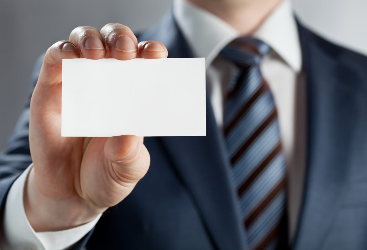 Commercial Real Estate Brokers Guide to Printing Impactful Business Cards