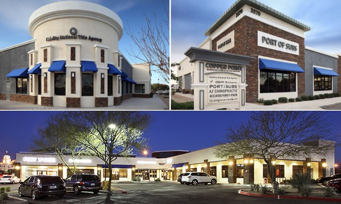 The Shoppes at Copper Point Gilbert Arizona