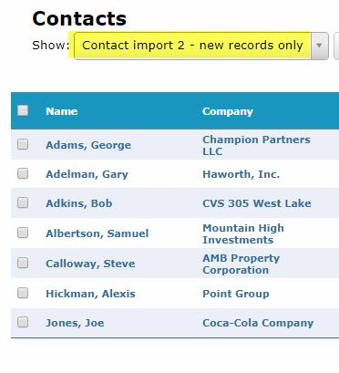How To Import Contacts Into ClientLook CRM_3